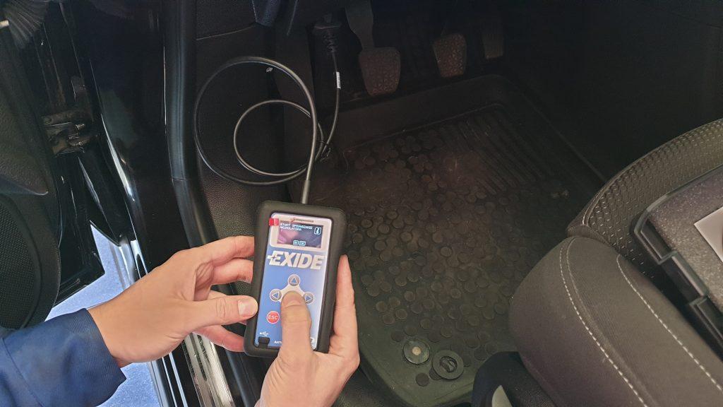 Wymiana akumulatorów start & stop ZUWIM